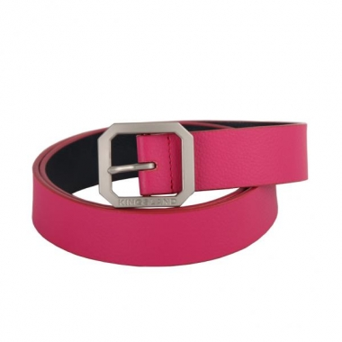 KL leather belt