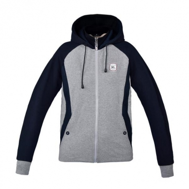 KL Zugspitze Unisex Sweat Jacket