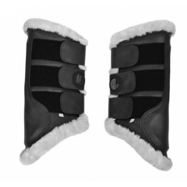 KL Juan Protection Boots Back - 2-pack
