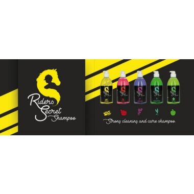 Riders Secret shampoon 500ml