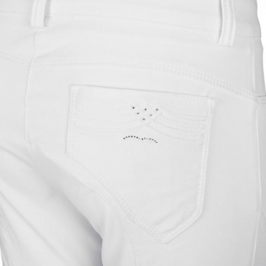 Animo ladies breeches Noggi white