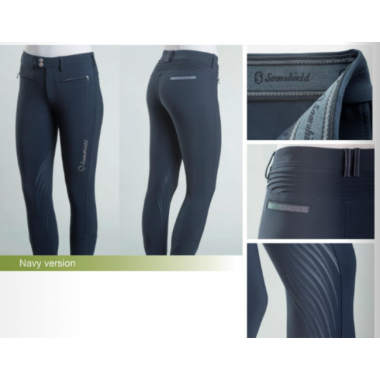 Samshield breeches Adele navy