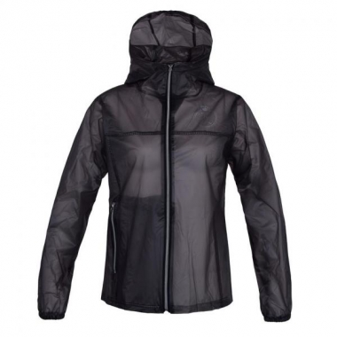 Bastide Bastide Ladies Transparent Rain Jacket