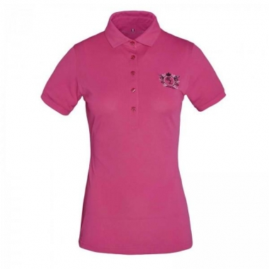 KL Trayas Ladies Technical Piques Polo Shirt