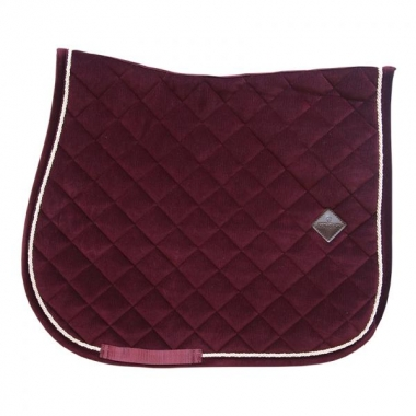 Kentucky Saddle Pad corduroy