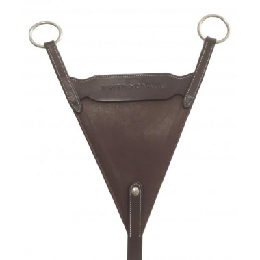 Silver Crown Bib attachment
