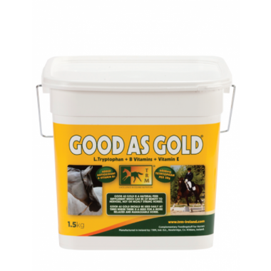 TRM GOOD AS GOLD + MAG 500 G