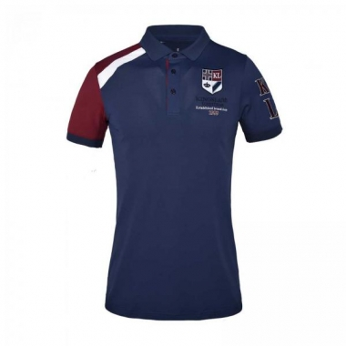 KLifan Men Technical Pique Polo Shirt