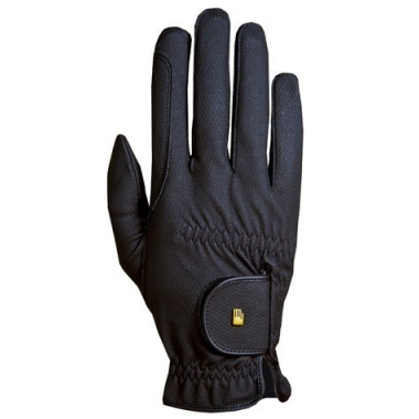 Roeckl grip winter gloves black