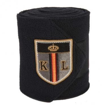 Kingsland fleece bandage Ayr navy