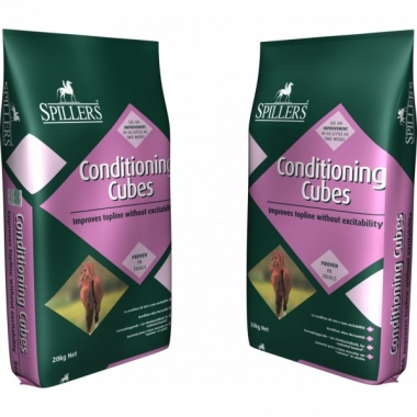 Spillers Conditioning Cubes 20kg