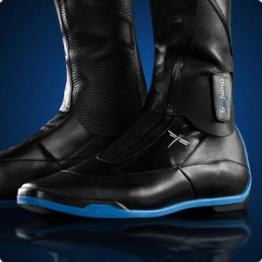 Freejump boots Liverty black blue