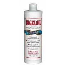 Absorbine Bigeloil liquid gel