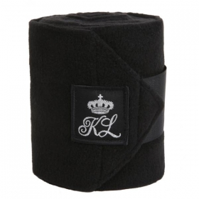 KL Fleece bandage Marseille  4pc