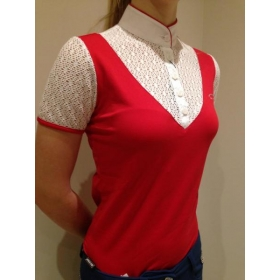 Animo polo shirt Bpizzo