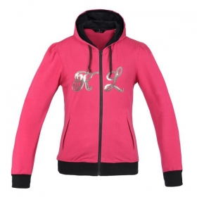 Lydia Ladies Sweat Jacket
