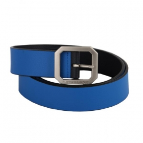 KL leather belt