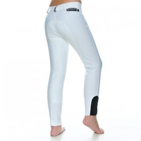 Kingsland classic girls full leather breeches Kathrin 160cm white