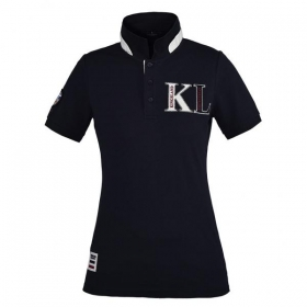 KL naiste polo Cambria navy