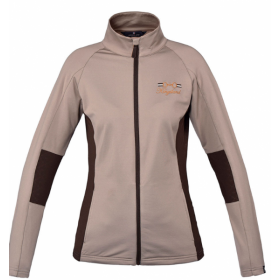 KL Zoes Coral Fleece Jacket Ladies