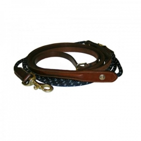 Elastic running martingale attachment