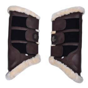 KL Jose Protection Boots Front - 2-pack