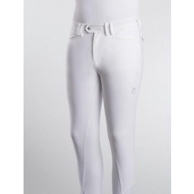 Samshiedl men breeches Marceau white