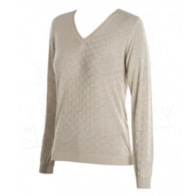 KL Frias Ladies Knitted Crew Neck