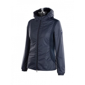 Animo ladies windbreaker navy