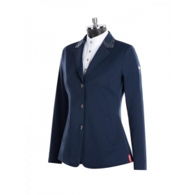 Animo competition jacket Lisebon red
