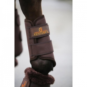 Kentucky turnout tendon boots