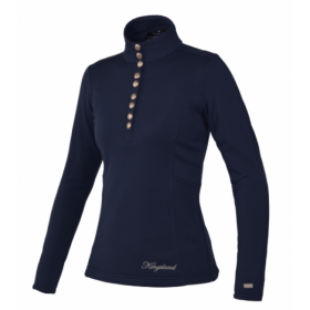 KL Jasmine 1/2 Zip Training Shirt for Ladies