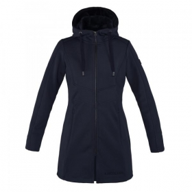 KL Georgina Ladies Long Fleece Jacket