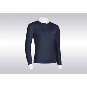 Samshield ladies shirt Faustine navy