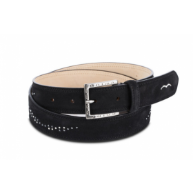 Abimo leather belt