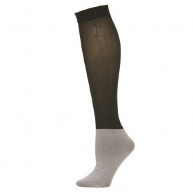 Kingsland classic show socks 3 pack black