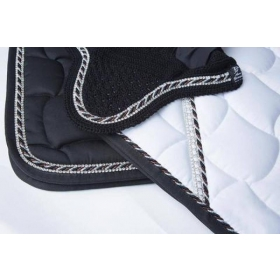 Anna Scarpati Custom saddle pad