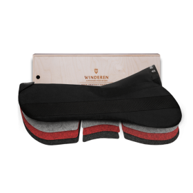 Winderen saddle half pad Jumping Correction