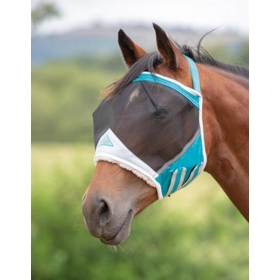 Fine Mesh Earless Fly Mask