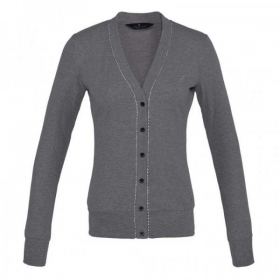 KL Antibes Ladies Jersey Cardigan