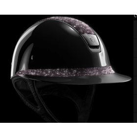 Samshield helmet MissShield Metallic Rose