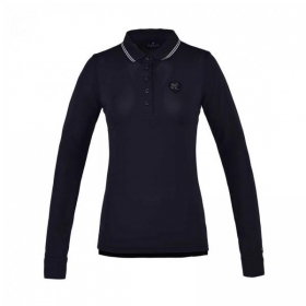 KL chambly Ladies Tec Pique Polo Shirt