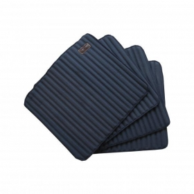 Kentucky Working bandage pad Absorb set of 4 navy 45 x 40