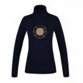 KLchevak Ladies Knitted Roll Neck
