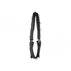 SIDE REINS - WITH RUBBER RINGS full