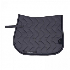 KLcyan Saddle Pad w/Coolmax