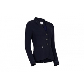 Samshield Victorine embroidery navy
