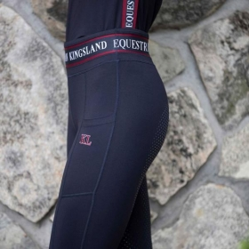 KLkarina Ladies F-Tec Comp. Tights w knee grip