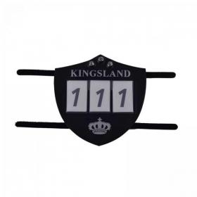 KLilar Number Plate For Bridle