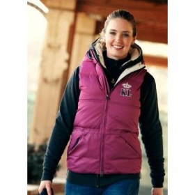 Kingsland ladies vest Catlin pink